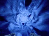 L'hyperespace dans Star Wars © Lucasfilm