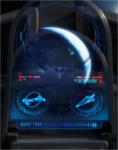 La phase de séparation du vaisseau dans Star Wars épisode 2 (vue du cockpit) © Lucasfilm