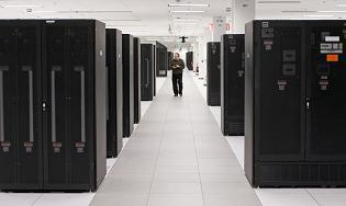 Exemple de datacenter © IBM