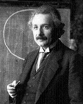 Albert EINSTEIN (1879-1955) en 1921 à Vienne.