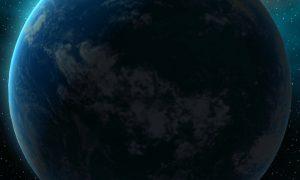 Planète océan et planète de glace