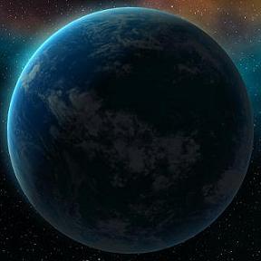 La planète Kamino dans Star Wars © Lucasfilm