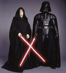 Sabres laser des Sith © Lucasfilm