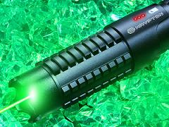 Le laser KRYPTON © Wicked Laser