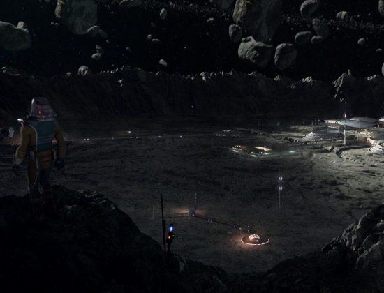 Coloniser un astéroïde