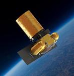 Le télescope LEO dans une fonction polyvalente d'observation de la Terre (vue d'artiste) © Planetary Ressources