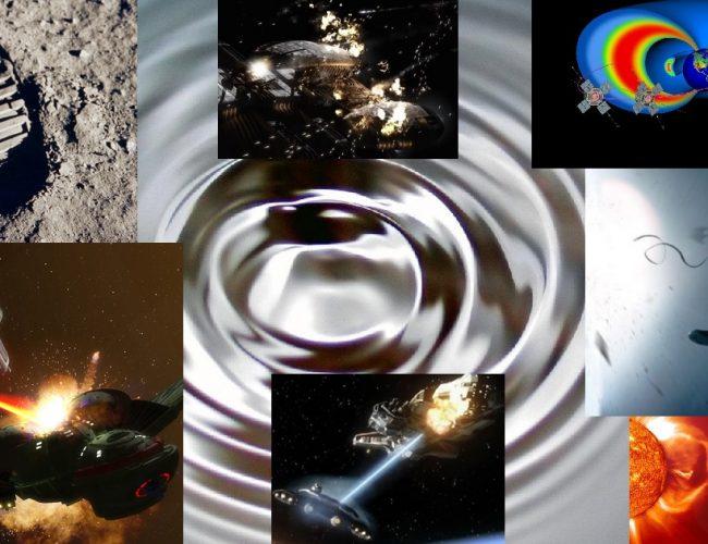 Le son dans l'espace